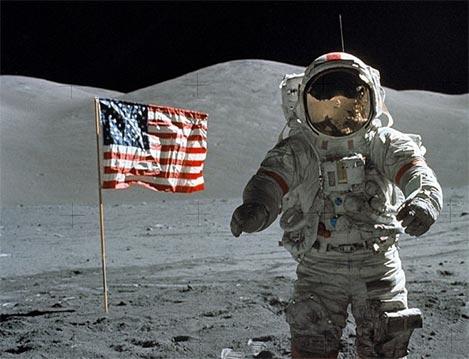 Apollo flag