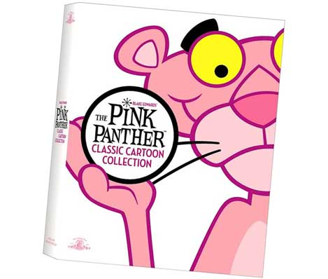 Pink Panther Cartoon Pictures