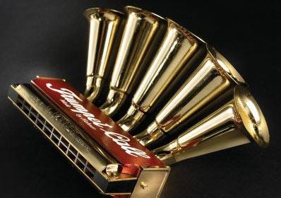 Trumpet harmonica