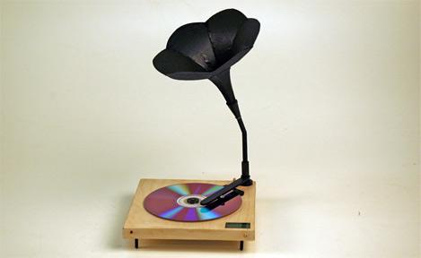 CD phonograph