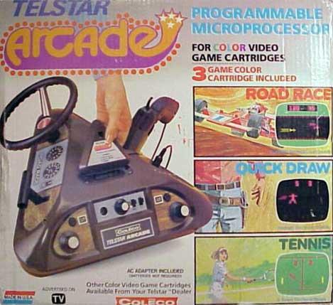 Telstar Arcade