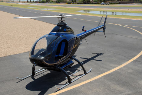 The Last Mini-500 Helicopter Complete Unassembled Kit homebuilt