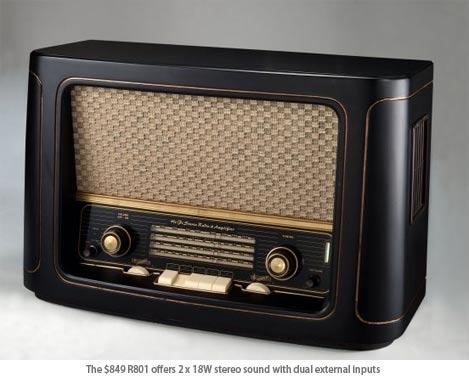 R801radio
