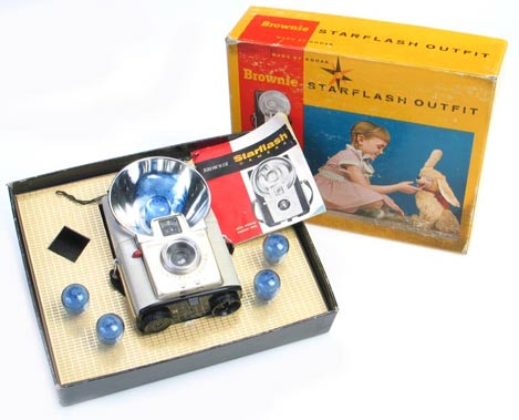 Kodak Brownie Starflash