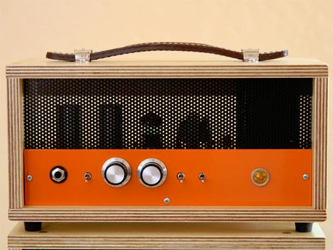 Retro Thing: Guitar Week: Build Your Own Firefly Tube Guitar Amp