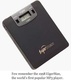 EigerMan MP3