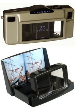 LOREO 3D camera & viewer