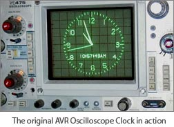 Retro thing diy turn your oscilloscope into an old school terminal avr clock solutioingenieria Image collections