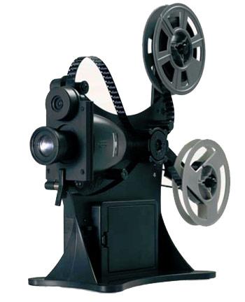 Gakken S8 projector