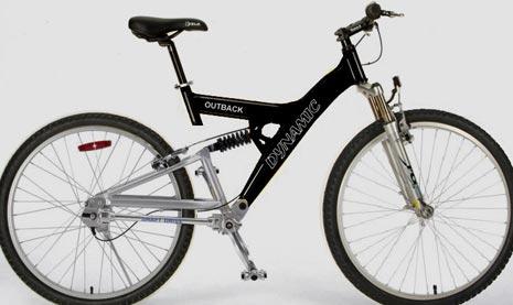 Chainless Bikes