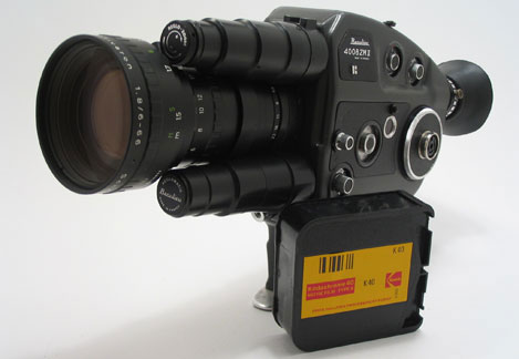 Super 8 equipment