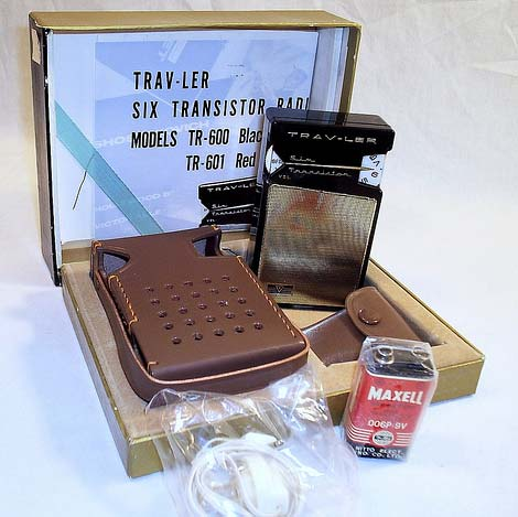 TR-600 radio