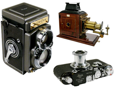 Retro Thing: June 22: Tamarkin Photographica Rare Camera Auction