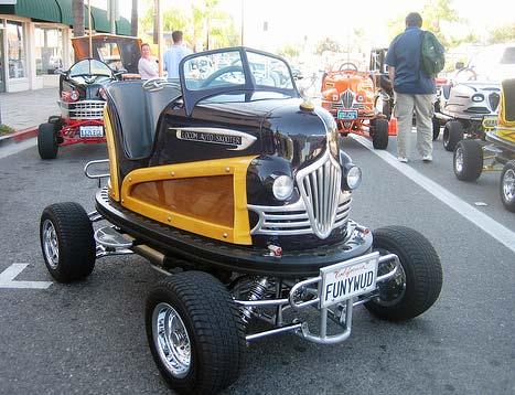 Bumper woody