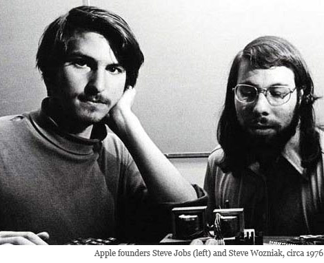 Apple founders