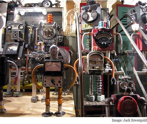 Bennett robots