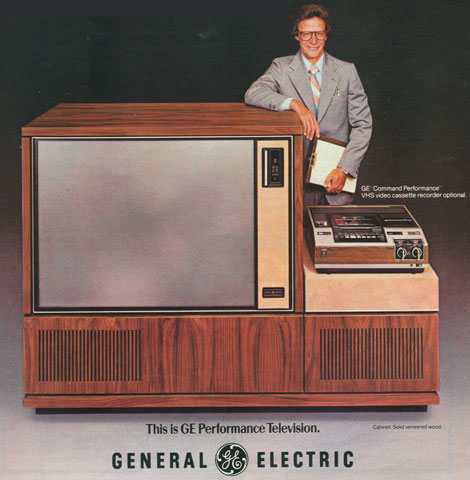 GE Widescreen 1000