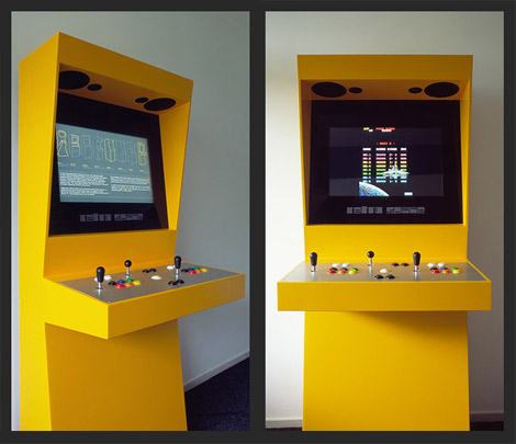 Retro Thing Retro Space 21st Century Arcade Done Right