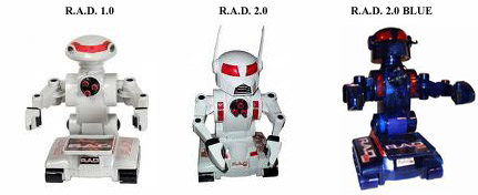 Radrobots
