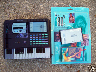 Philips synth