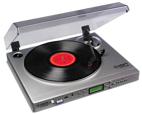 Ion LP 2 Flash turntable