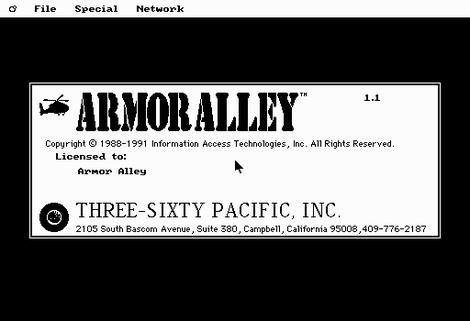 Armor Alley