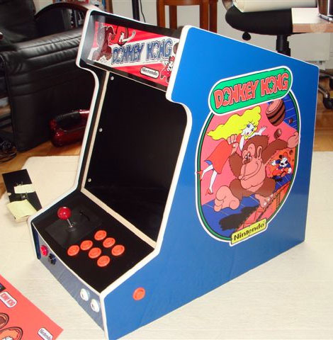 Retro Thing: Wicked DIY Arcade Cabinet Kits