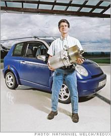 Dean Kamen Stirling Engine
