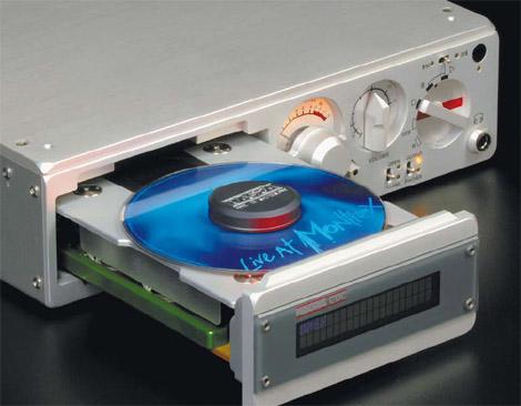 Nagra CD mechanism