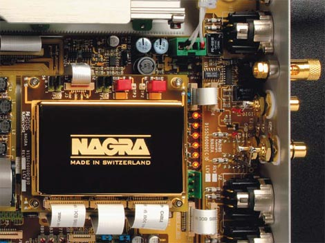 Nagra shield