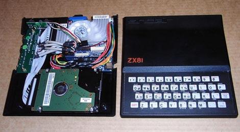 Zx81 pc guts