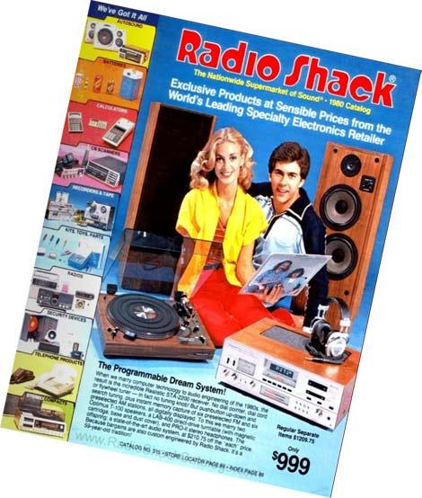 Radioshack 1980