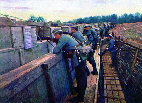 WWI color