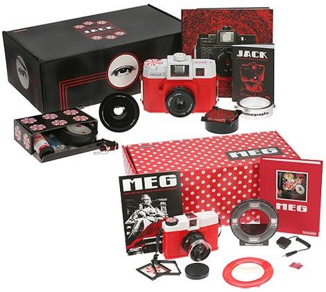 Meg & Jack cameras