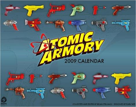 Atomic calendar
