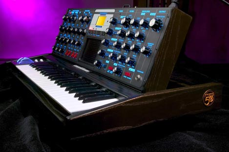 moog synth