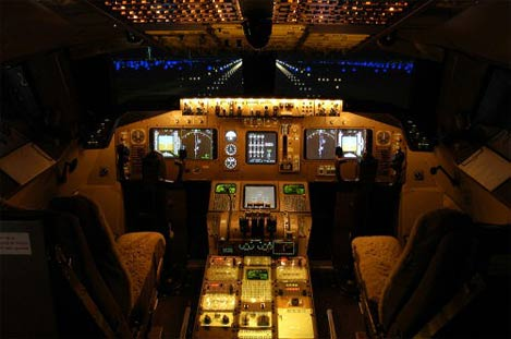 Psssst! Who Wants to Buy a Used Boeing 747, CHEAP? - Telstar