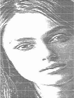 Ascii Babes Pinup Pictures For Your Lineprinter