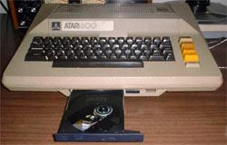 Atari 800-ITX