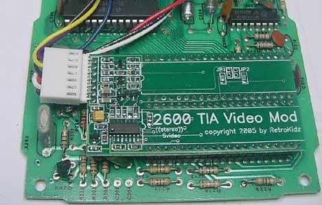 Atari video