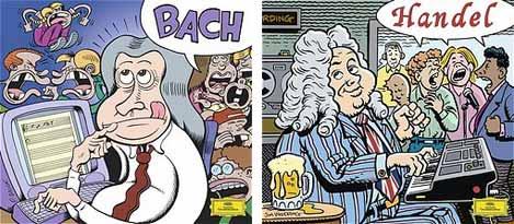 Bach + Handel