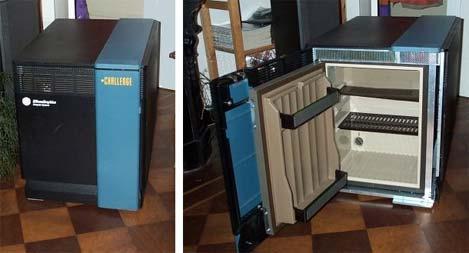 SGI fridge