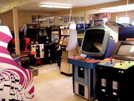 Danish arcade
