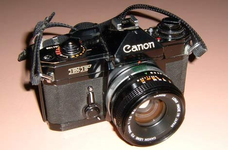 Duncan's Canon EF