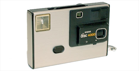 Retro Thing: Kodak Disc Cameras
