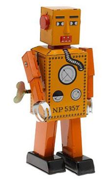 Liliput robot