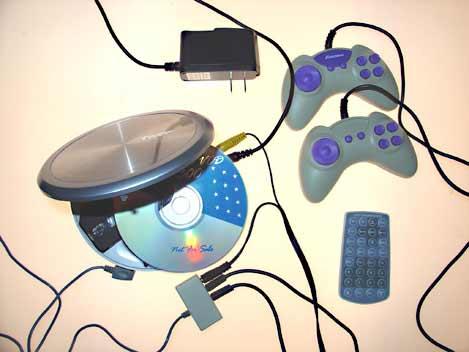 NES VCD