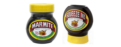 Old-new marmite
