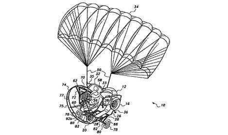 Whacky patent pix