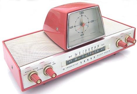Retro Thing  Vintage Transistor Radio Porn